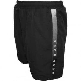 Seabream Swim Shorts, Black