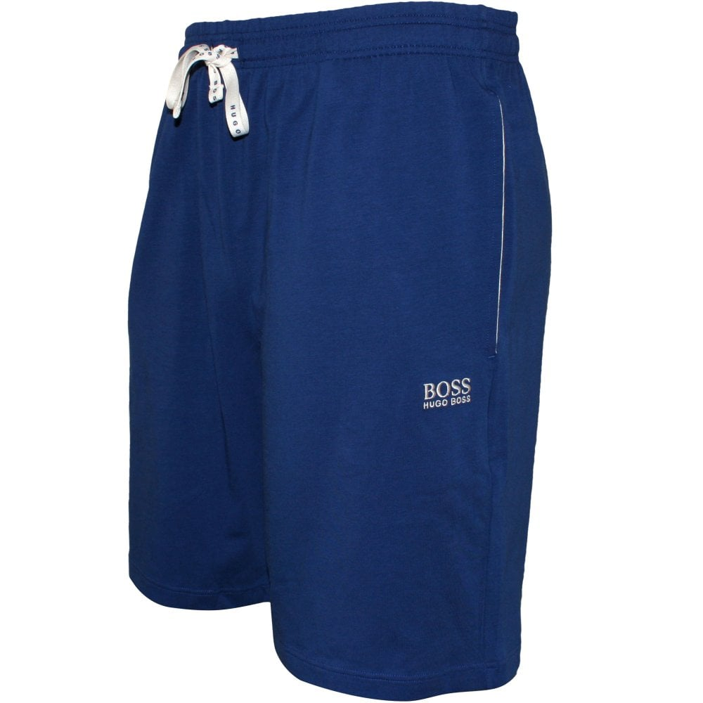 62cf9dfba Hugo Boss Tracksuit Shorts, Royal Blue | Hugo Boss UnderU | UnderU