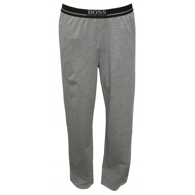Hugo Boss Stretch Cotton Jersey Lounge Pants, Grey