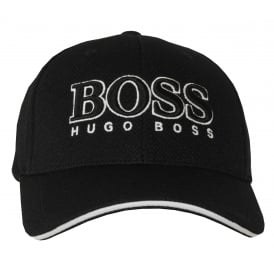 US Cap by BOSS Green, Black