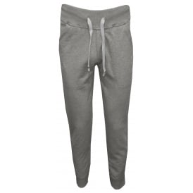 Icon Hawk Tracksuit Bottoms, Heather Grey