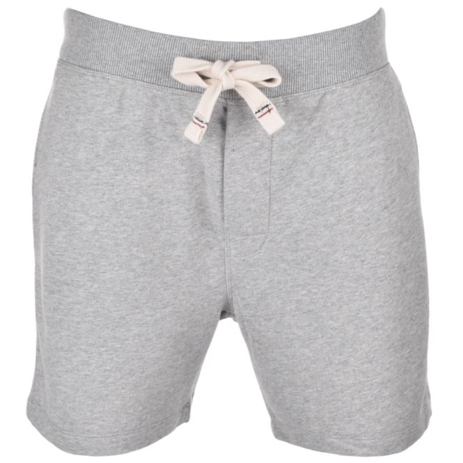 Tommy Hilfiger Icon Hawk Tracksuit Shorts, Heather Grey