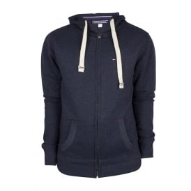 Icon Hawk Zip-Thru Tracksuit Hoodie, Navy