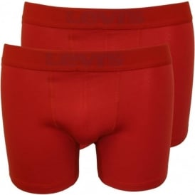 2-Pack 200sf Boxer Briefs, Red