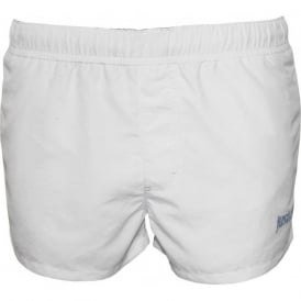 Luxury Swim Shorts, White