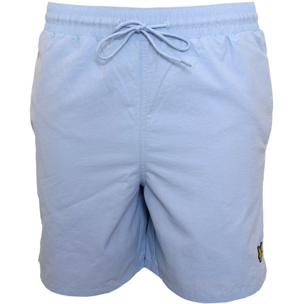 Lyle /& Scott Classic Men/'s Swim Shorts Dusky Lilac