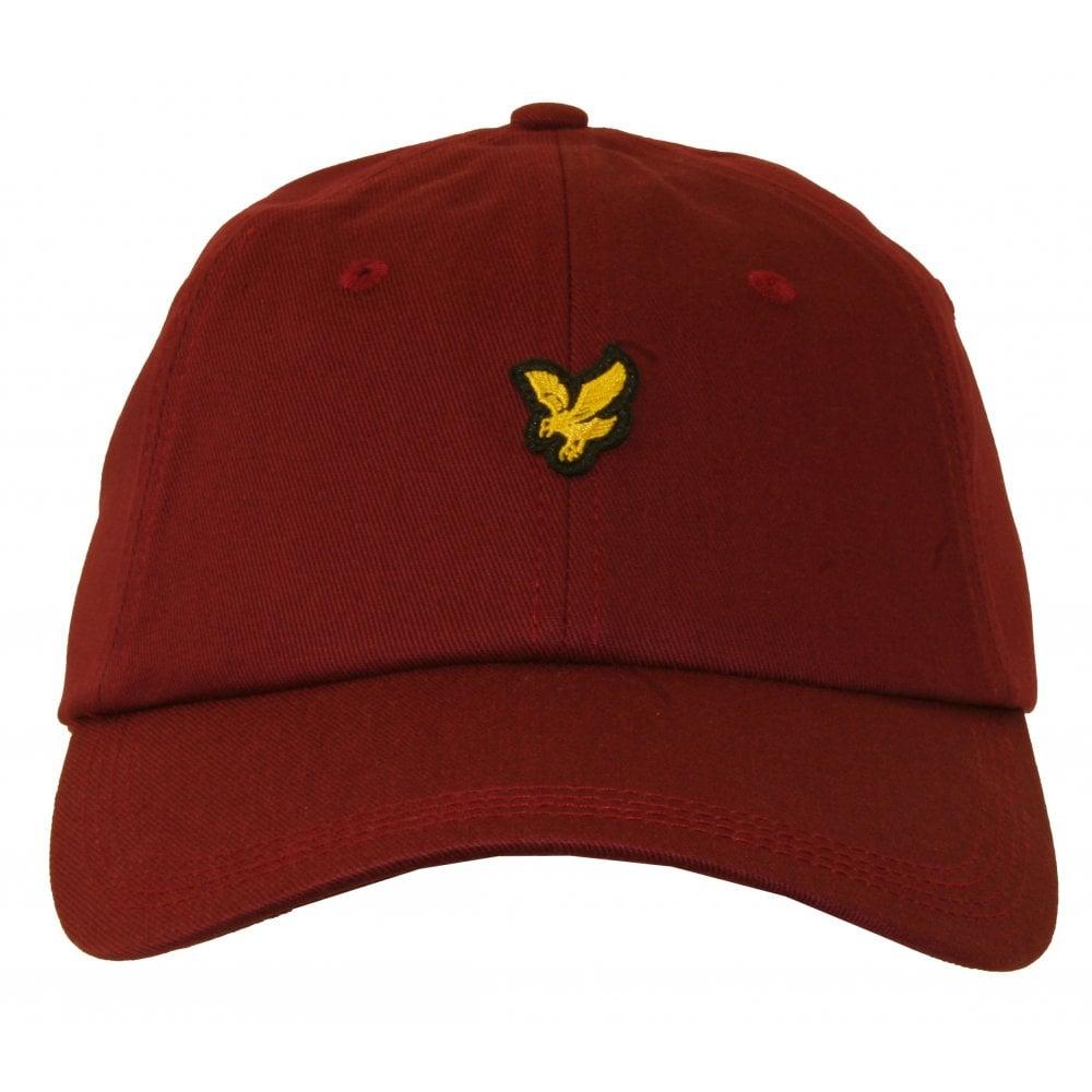 bdeb9d24fb5 Cotton twill classic baseball cap claret lyle scott caps underu jpg  1000x1000 Scott caps