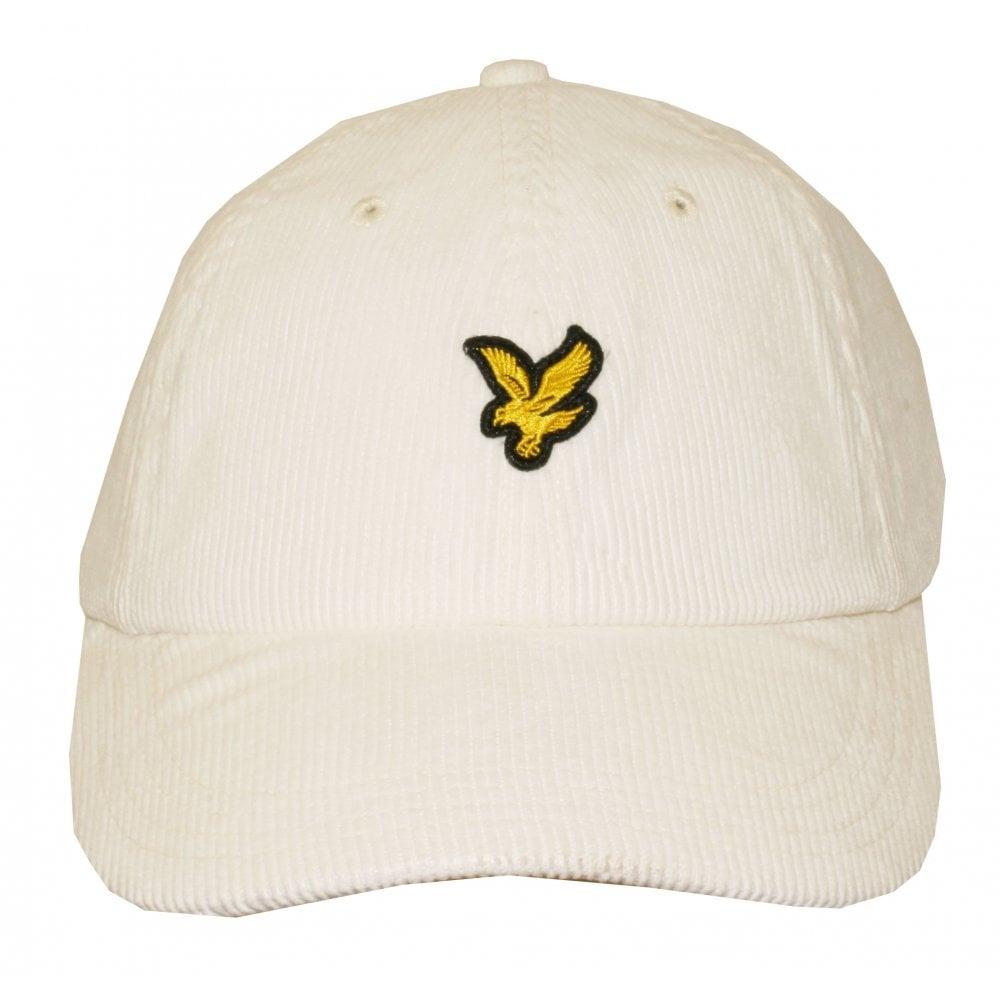 13013a596 Jumbo Cord Baseball Cap, Seashell White