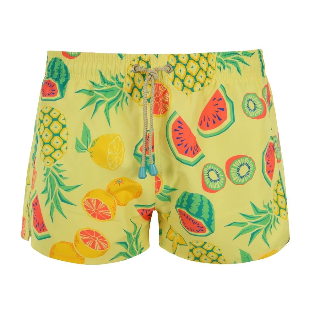 51743b5e0f Oiler & Boiler Tuckernuck Shortie Fun Fruit Swim Shorts ...