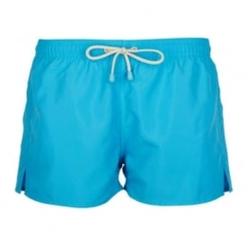Tuckernuck Shortie Swim Shorts, Vivid Blue