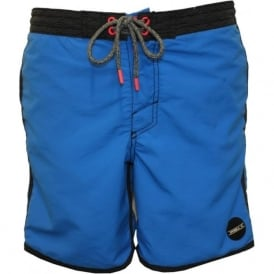 Frame Swim Shorts, Blue