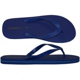 FTM Friction Flip Flops, True Blue