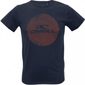 LM Surfival Short Sleeve T-Shirt, Navy