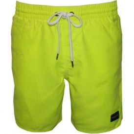 PM Sunstruck Swim Shorts, New Safety Yellow