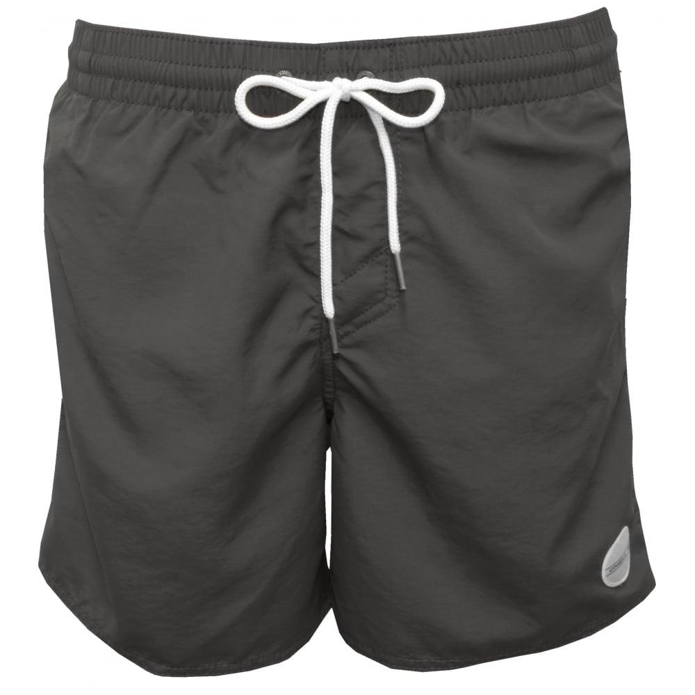 4c80826c9c O'Neill Vert Solid Colour Swim Shorts, Dark Grey | UnderU Swim ...
