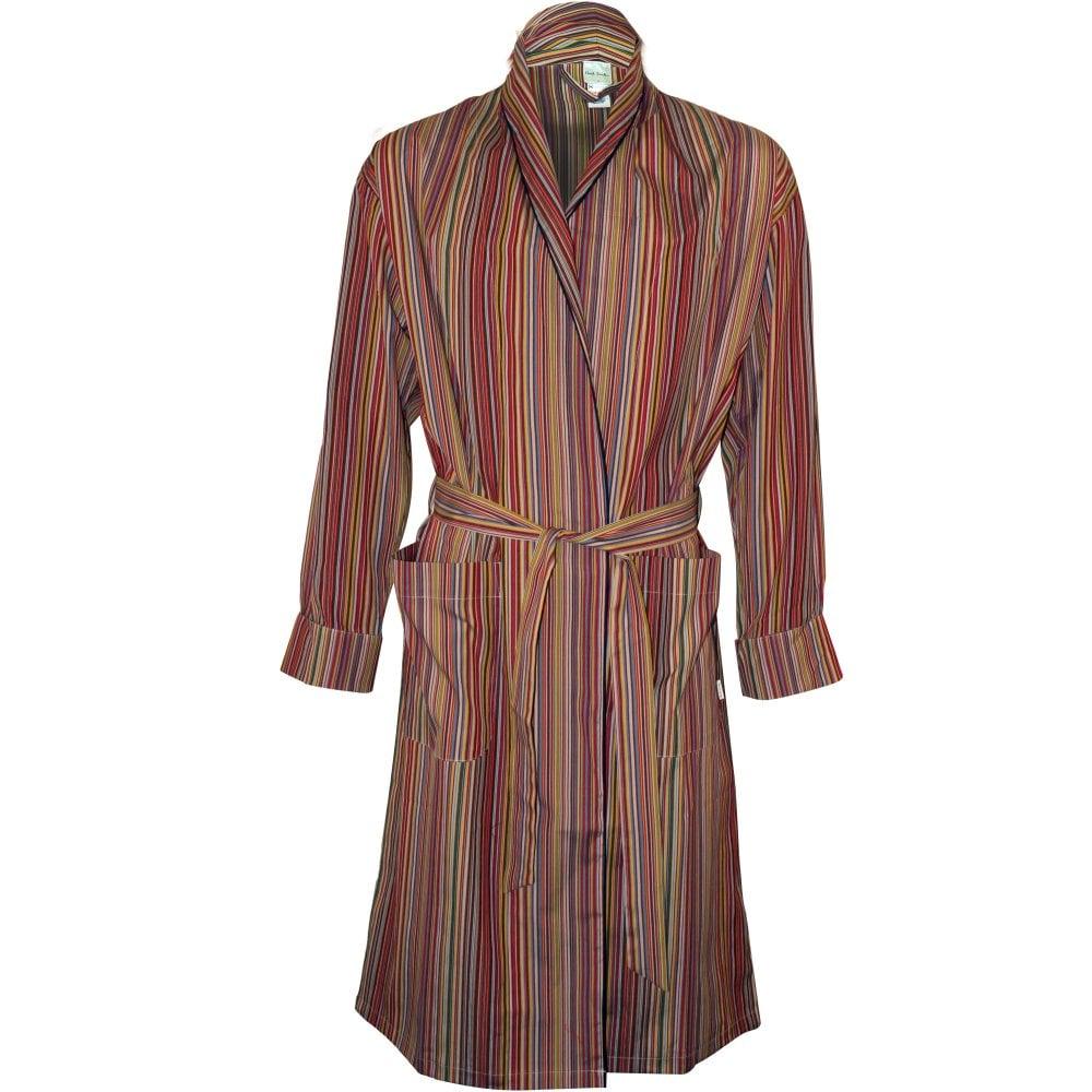 6fbed3af4f93 Paul Smith Lightweight Artist Stripe Dressing Gown
