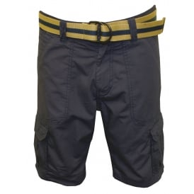 Point Break Cargo Shorts, Dusty Blue
