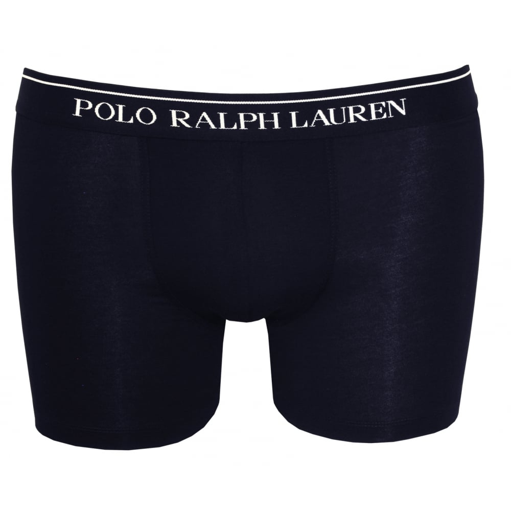 no sale tax best price newest 3-Pack Classic Boxer Briefs, Navy