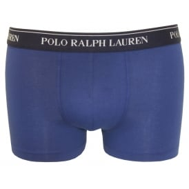 Classic Boxer Trunk, Aerial Blue