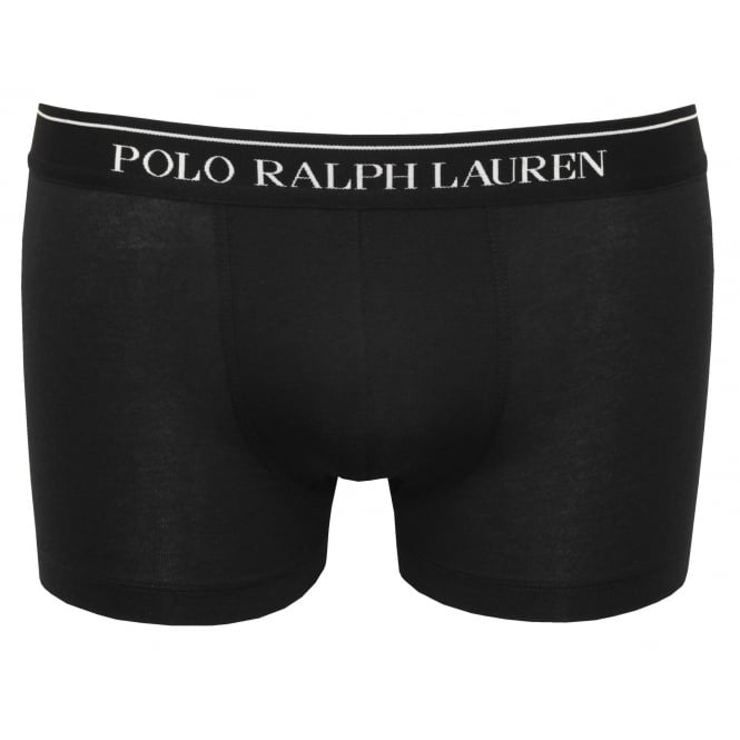 Polo Ralph Lauren Classic Boxer Trunk, Black