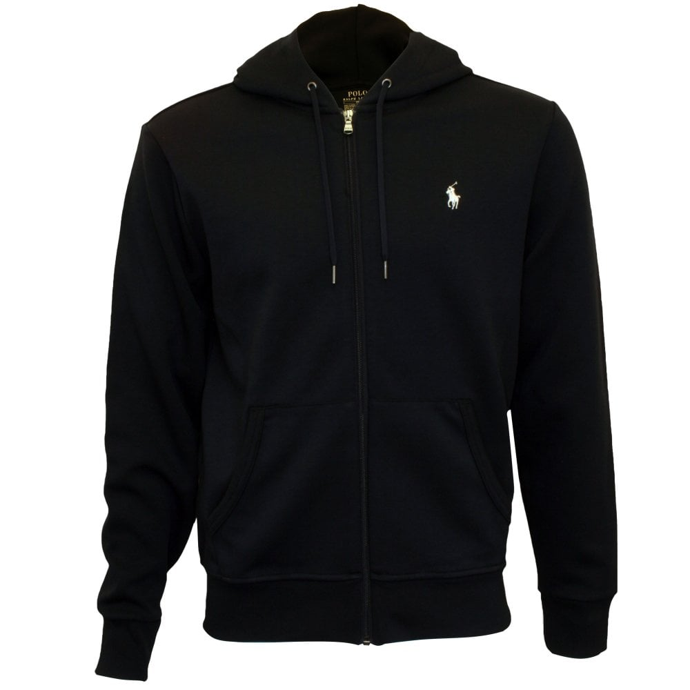 5678c54add5c Polo Ralph Lauren Double-Knit Full-Zip Sport Hoodie