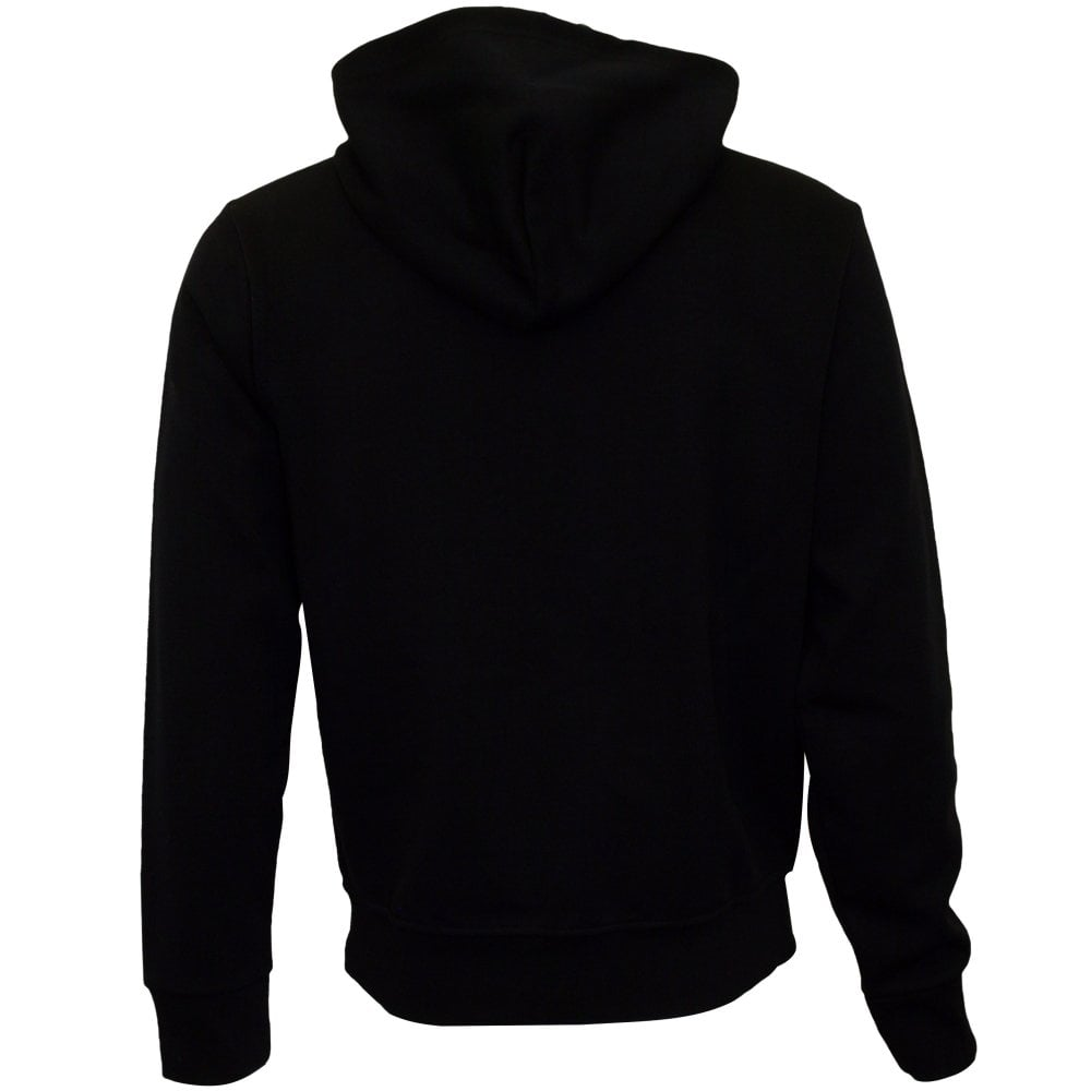 07c523f7a Double-Knit Full-Zip Sport Hoodie, Navy with white polo player