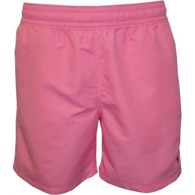 6579e989 Hawaiian Swim Shorts, Harbour Pink