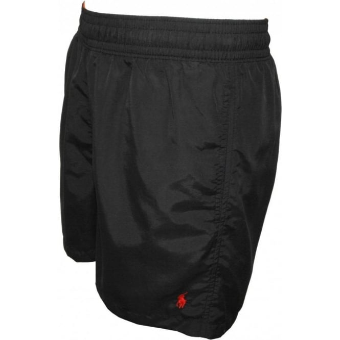 7e5b0bf19b Polo Ralph Lauren Hawaiian Swimming Shorts, Polo Black | UnderU