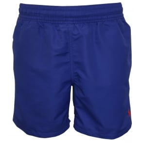 Hawaiian Swim Shorts in Rugby Royal Blue