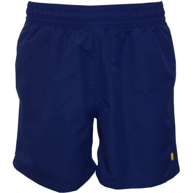 5017d8c8c7 Polo Ralph Lauren Hawaiian Swim Shorts. Royal Blue   UnderU