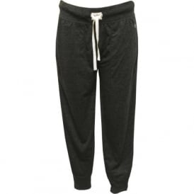 Jersey Jogging Bottoms, Polo Black