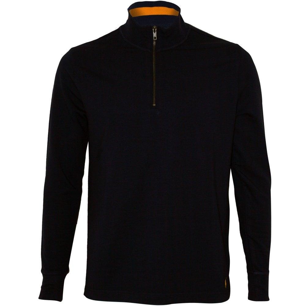 9e7df82a0 Lightweight Fleece Half-Zip Track Jacket
