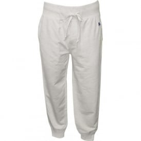 Medium-weight Lounge Pants, Ecru