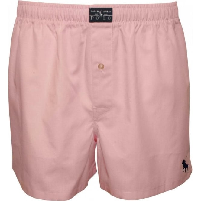 Boxer Woven Oxford ShortHarbour Pinpoint Pink 1KJlFc