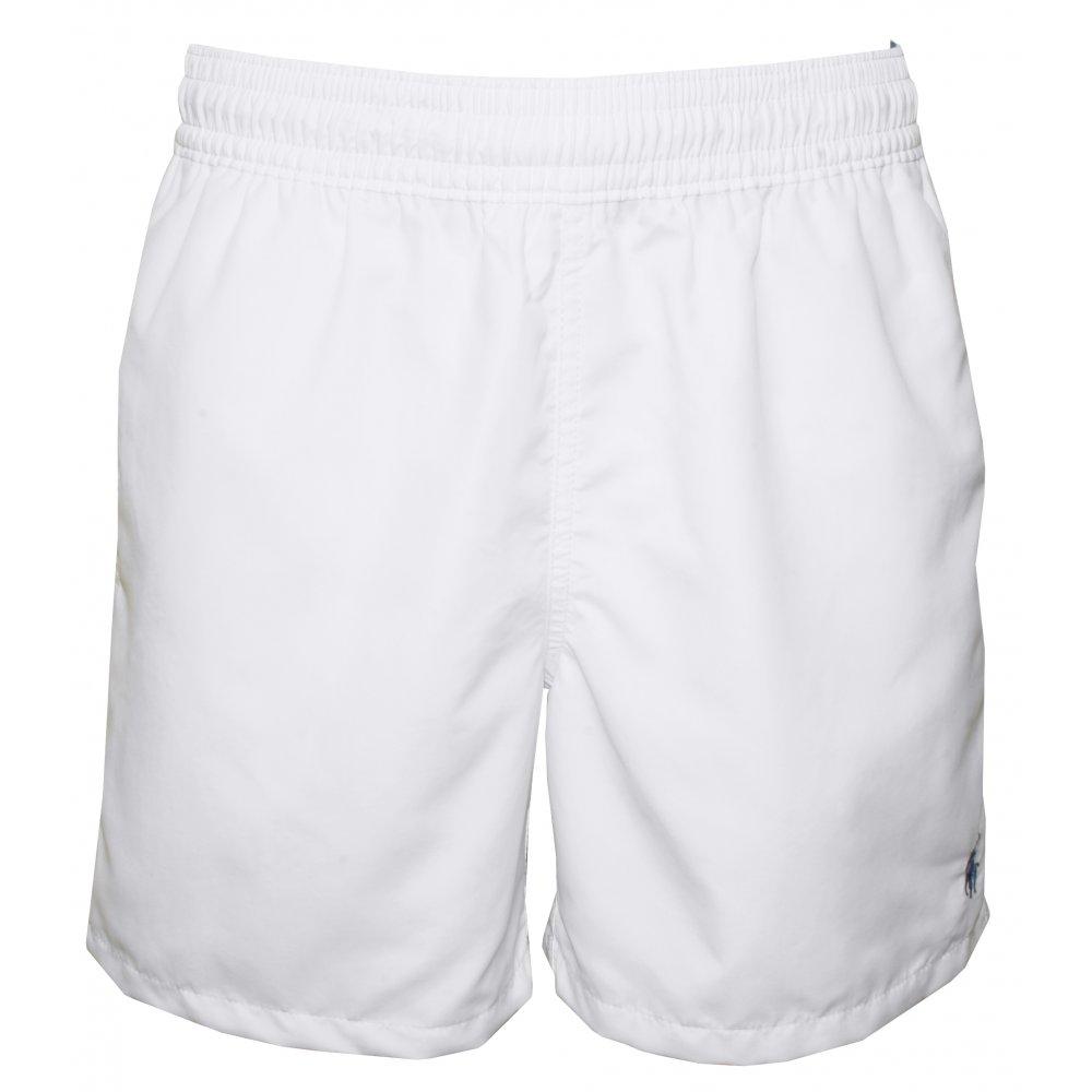 white shorts ralph lauren