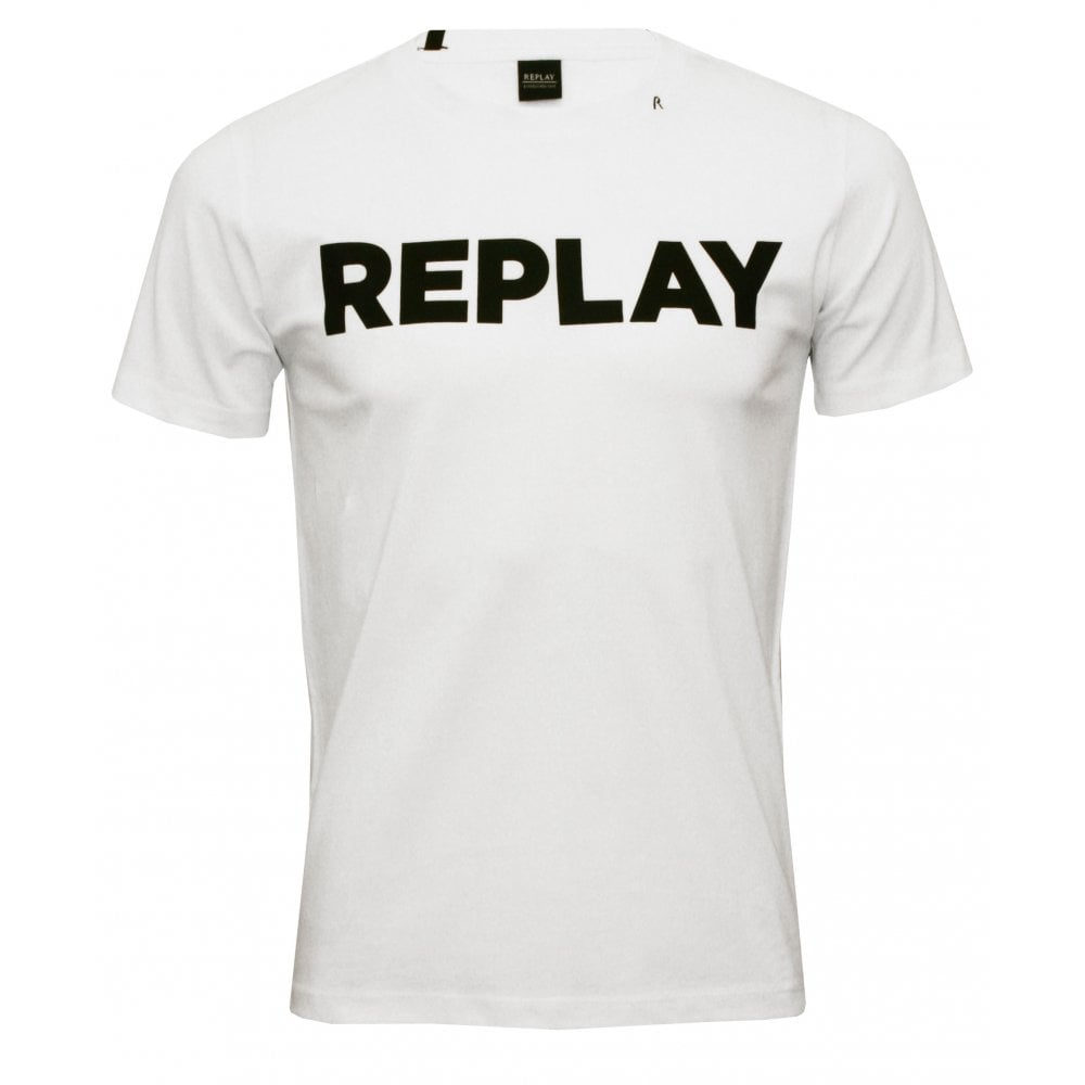 7356b4baa Bold Logo Crew-Neck T-Shirt