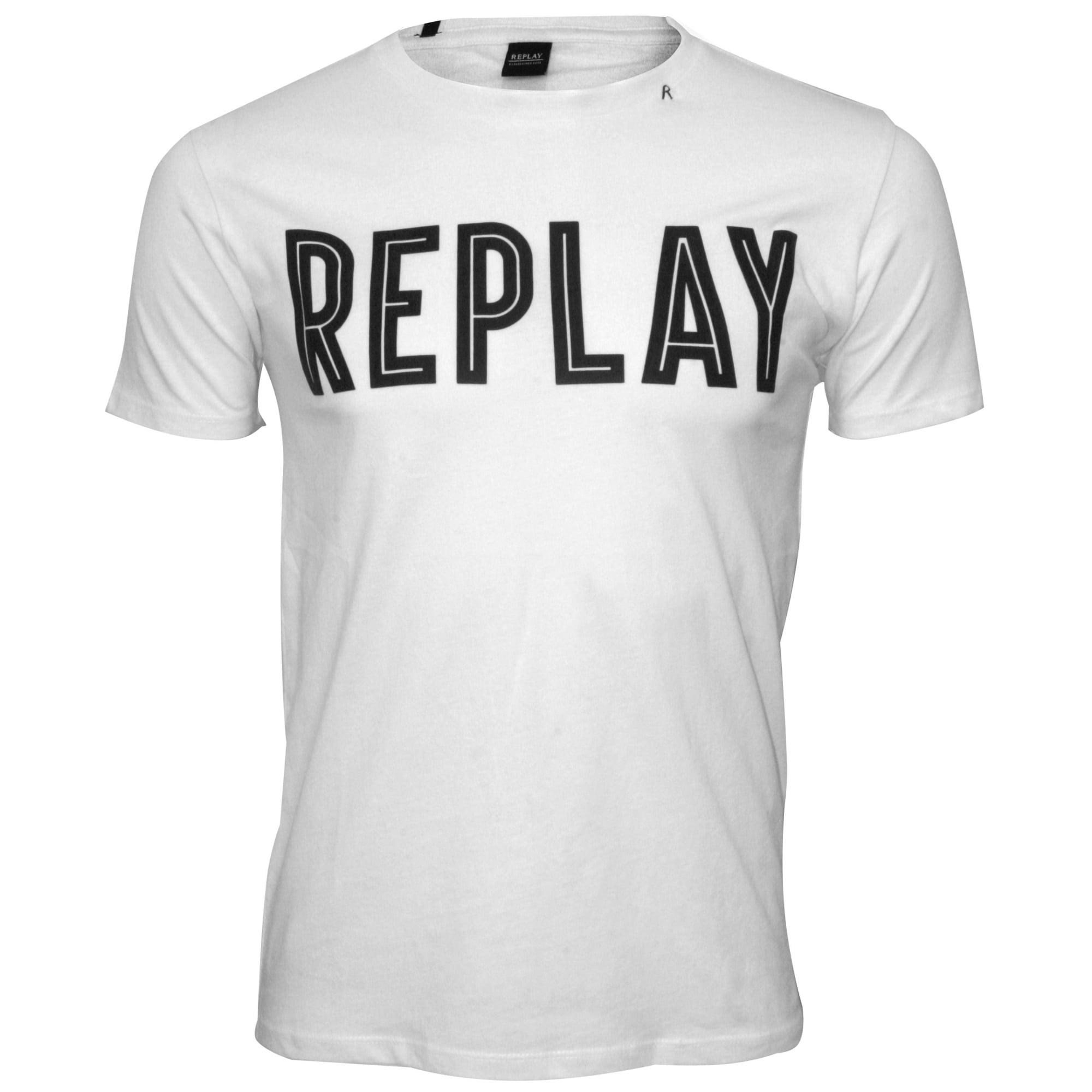 REPLAY brand new t-shirt  sz.L