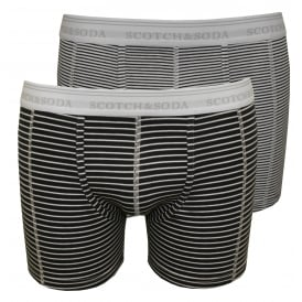 2-Pack Boxer Briefs Gift Set, Grey Combination