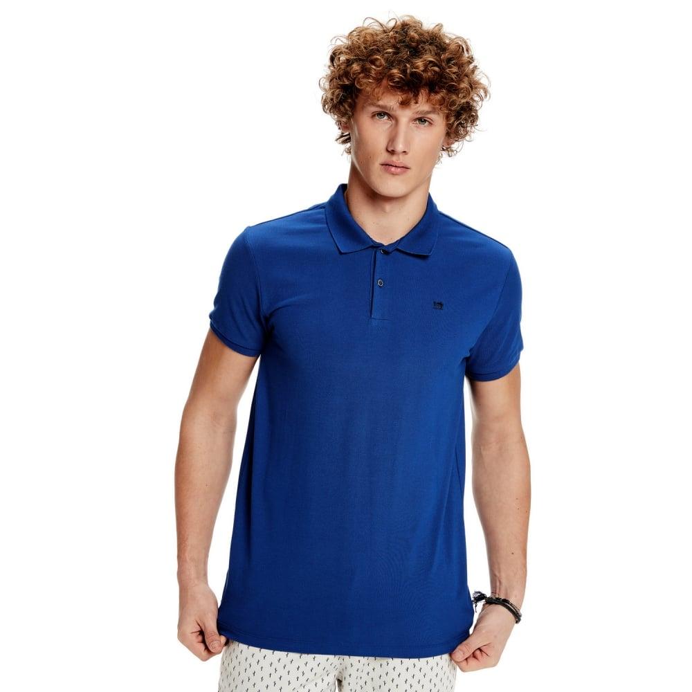Rabatt Neue Produkte Weltweit Versandkostenfrei Premium Pique Polo Shirt, Royal Blue