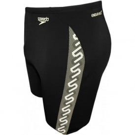 Endurance+ Monogram Jammer, Black/White