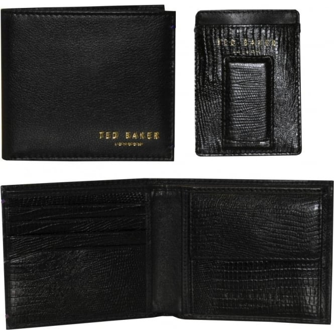 a50d302c7 Ted Baker Leather Men s Wallet and Card Holder Gift-Set