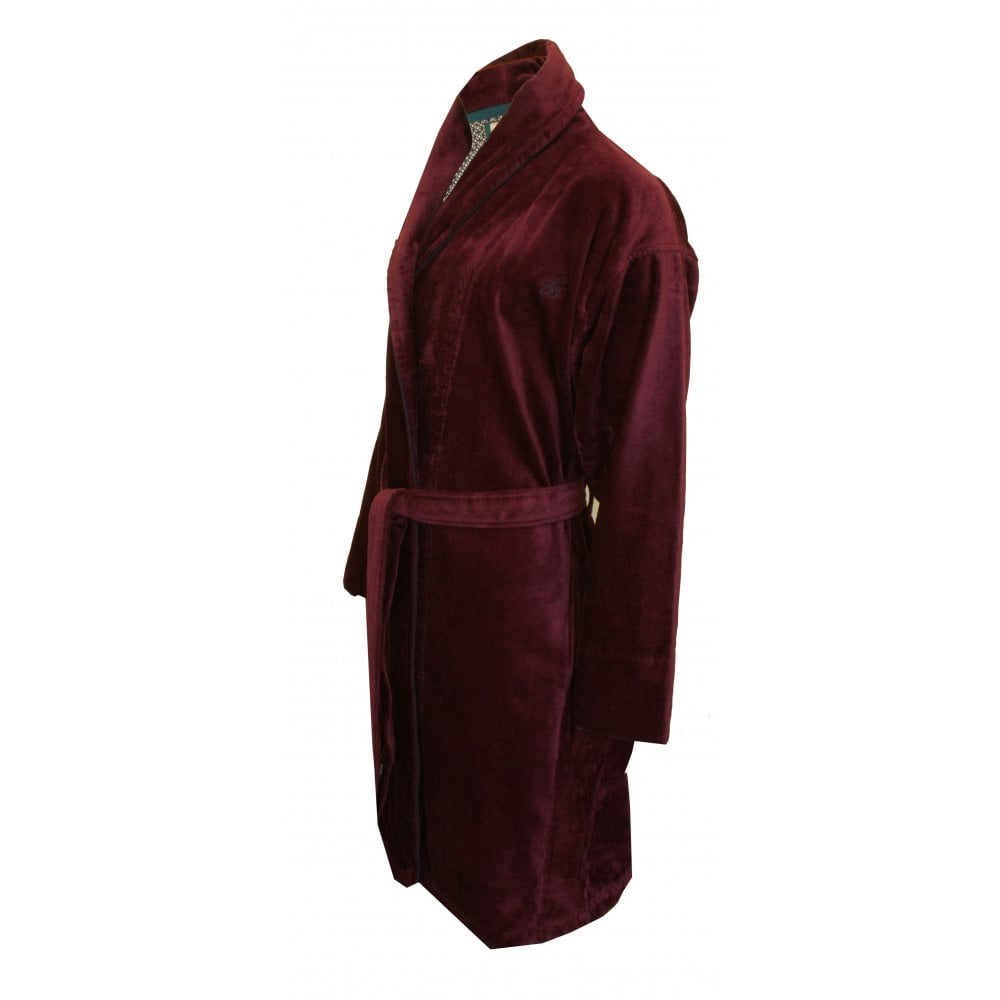 0caa802929e9c8 Ted Baker Luxury Towelling Bathrobe with Piping