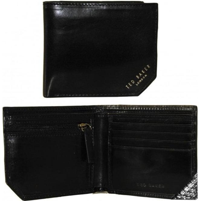 f7f29837d5b6d  quot Mighted quot  Metal Corner Bi-fold Leather ...
