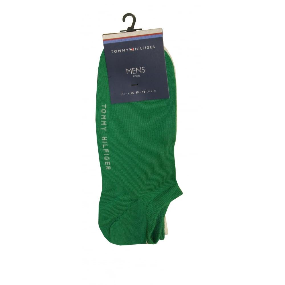 Tommy Hilfiger 2-Pack Trainer Socks
