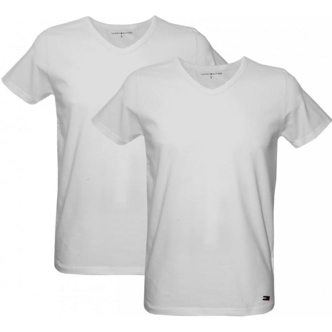 5a3e2944 Tommy Hilfiger 2-Pack V-Neck Men's T-Shirts | UnderU