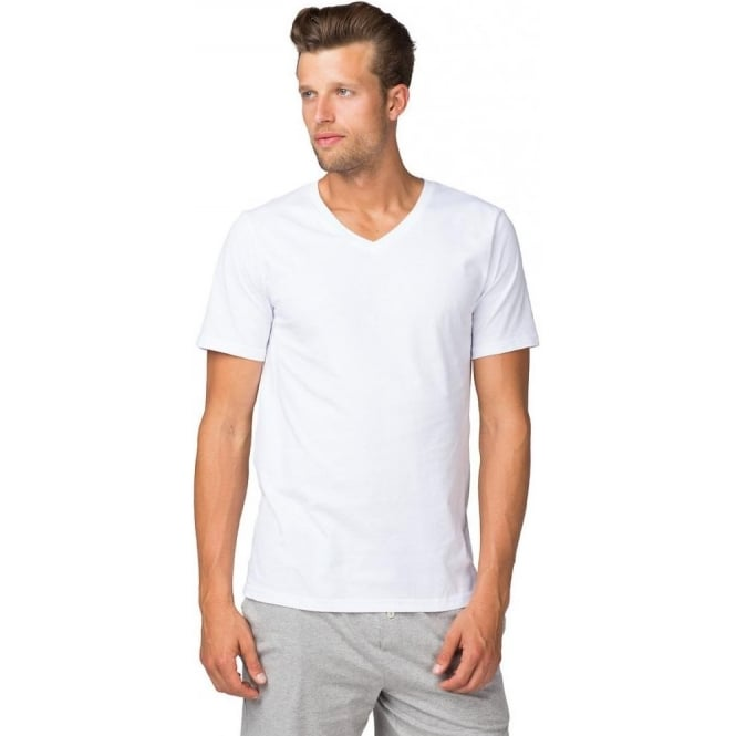b33ce946b Tommy Hilfiger 2-Pack V-Neck Men's T-Shirts | UnderU