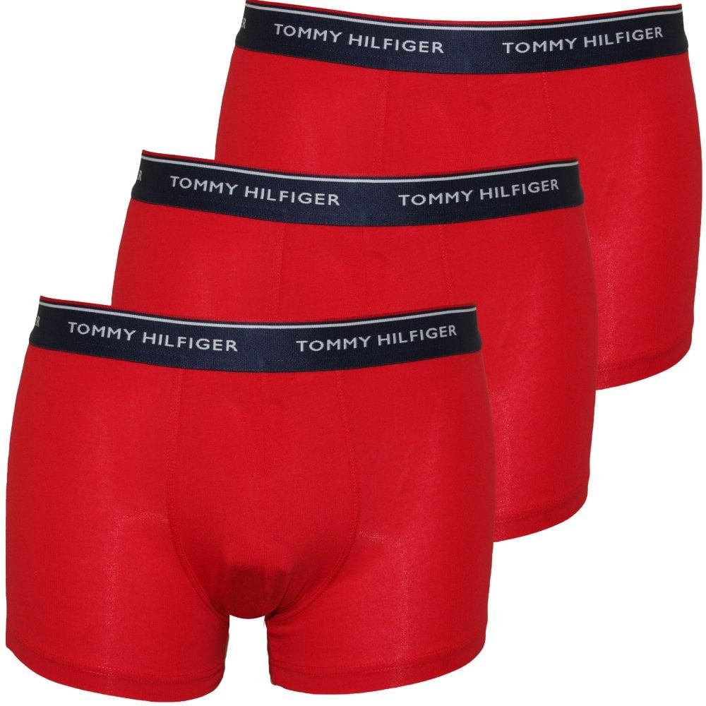 52b16d6876e6c0 Tommy Hilfiger 3-Pack Premium Essentials Boxer Trunks