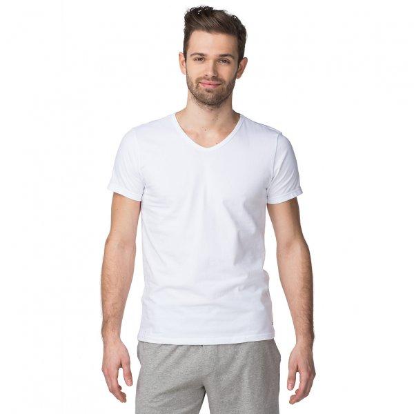 f651966961eead 3-Pack Stretch Cotton V-neck t-shirts   Tommy Hilfiger Men's T-shirts