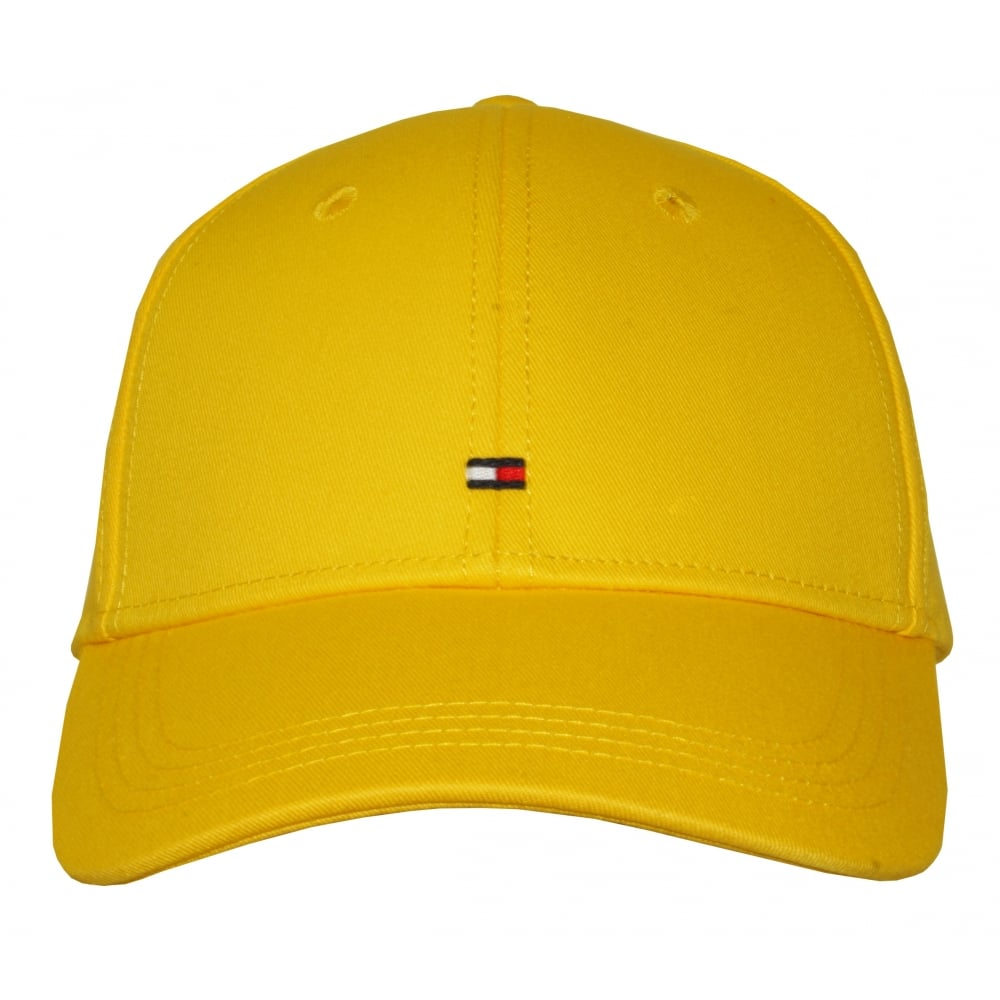 1c76ad97 Tommy Hilfiger Classic Baseball Cap Yellow | Tommy Hilfiger men's ...