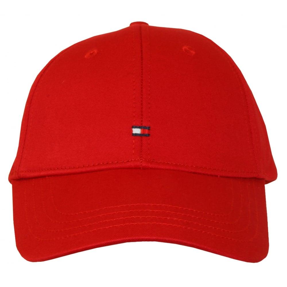 f18dc780a Classic Baseball Cap, Red